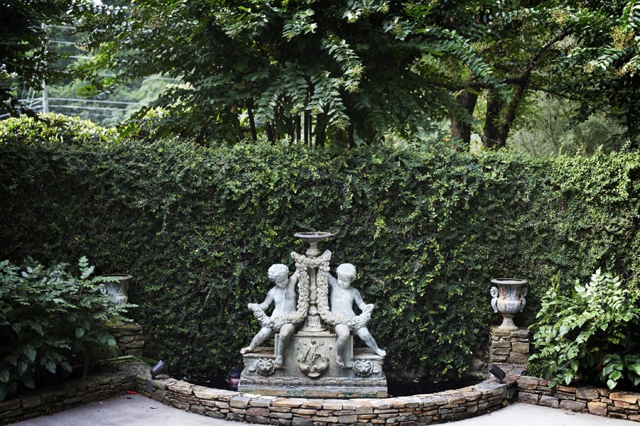 Garden Statuary and Fountains