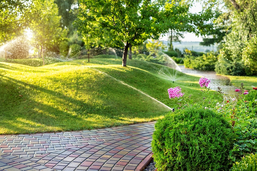 irrigation services macon
