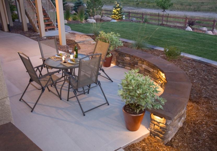 outdoor low voltage lighting
