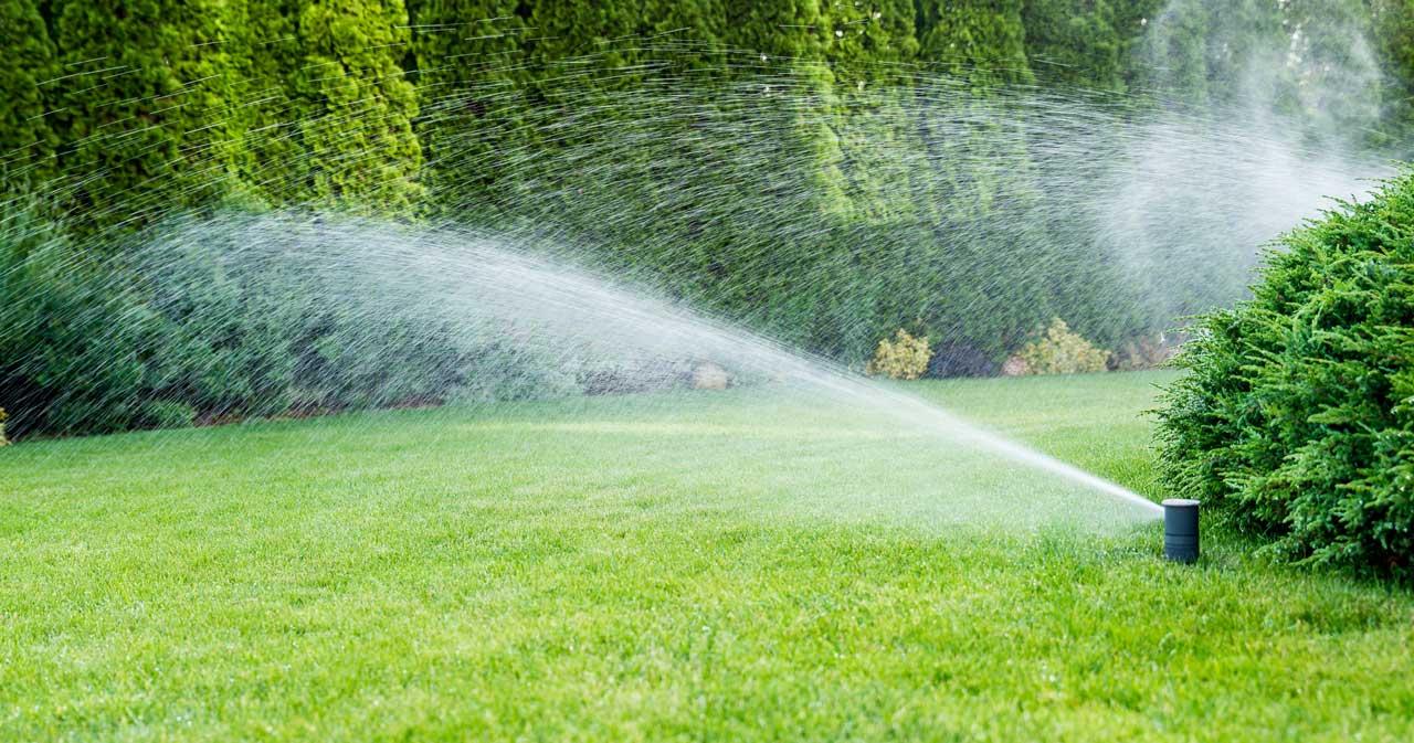 sprinkler repair and troubleshooting